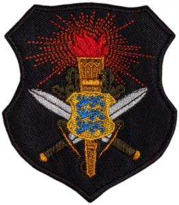 Patch the Higher Military School Estonia