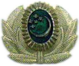 Cockade of the Armed Forces of Turkmenistan #4