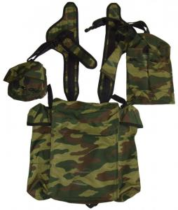 Assault Backpack RD-54 Flora Russian Armed Forces