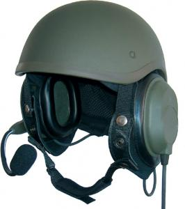 "Combat Vehicle Crew Helmet type ""L"". Croatian Army"