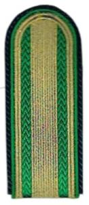 Ukraine Border Guards Rank Insignia Sergeant Major