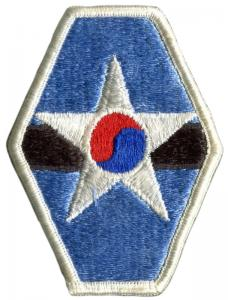 Combined Field Army Patch (ROK-US). Alpha Units. US Army