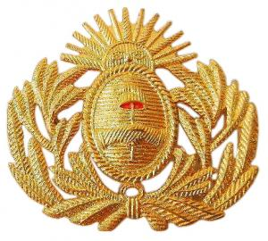 Badge of the Land Forces of the Armed Forces of Argentina