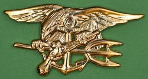 SEAL badge for officers