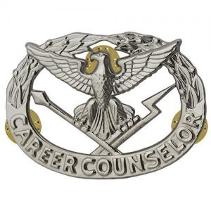 Carrier Counselor Badge