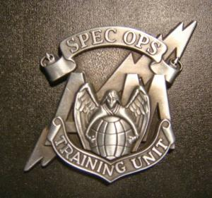 Special Operations Training  unit( PJ school)