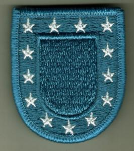 US Army  General beret flash since 2001