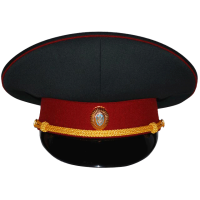 Officer's cap with red piping Armed Forces of Ukraine