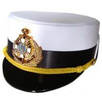 Ukraine Naval Woman Officer Parade Cap