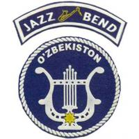 Jazz band Ministry of Defence of Uzbekistan Patch