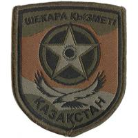 Patch of the Border Troops of the National Security Committee of Kazakhstan