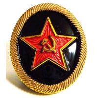 Marine Infantry Beret Badge. Russia