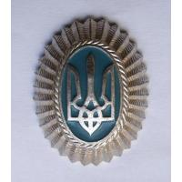 Badge officer of the Armed Forces of Ukraine