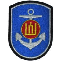 Patch of the Navy of the Armed Forces of Lithuania