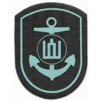 Lithuanian  Naval Force patches