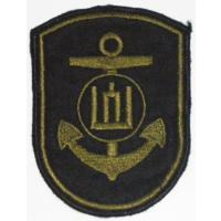 Subdued Patch of the Navy of the Armed Forces of Lithuania