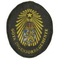 Patch Gotland Engineers Regiment of the Armed Forces of Sweden