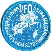 Eastern Military District Management Seminar VFO Patch. Sweden