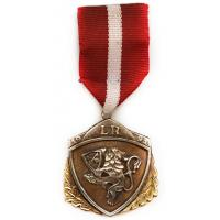 Medal for the partisipation in barricades 1991. LATVIA
