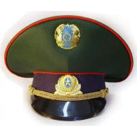 Cap officers of the Armed Forces of the Republic of Kazakhstan