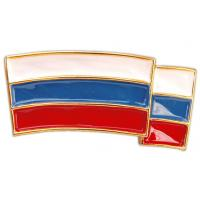 Beret Insignia Russian Armed Forces. Plastic