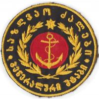 Navy General Staff Patch of Georgia