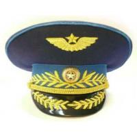 Ceremonial cap of generals Russian Air Force