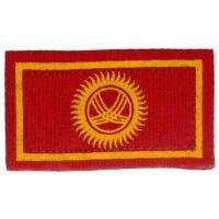 "Sleeve patch ""National Flag"" Armed Forces of Kyrgyzstan"