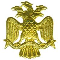 Insignia on the crown cap of Armed Forces Turkmenistan