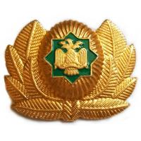 Cockade of the Armed Forces of Turkmenistan #9