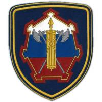 Commandant of service Patch of FSO of Russia