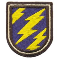 The 56th Chemical Reconnaissance Detachment Beret Flash