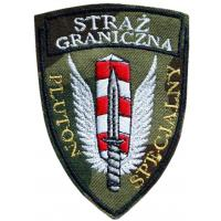 Special Unit Patch of Podlasie Division. Border Guard of Poland