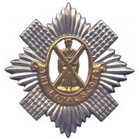 The Royal Scouts Regiment ,cap badge