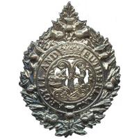 The Argyll and Sutherland Highlanders,cap badge