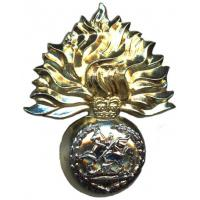 The Royal Regiment of Fusiliers cap badge