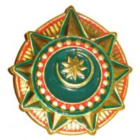 Badge of the Chechen Republic