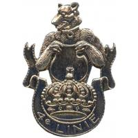 Badge of the 4th Infantry Regiment of the Royal Armed Forces of Belgium