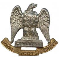 2nd Dragoons (Royal Scots Greys) cap badge