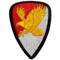 21st Cavalry Brigade Patch. US Army