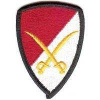6th Cavalry Brigade Patch. US Army