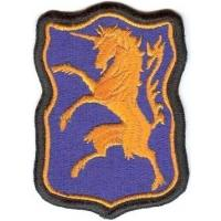 6th Cavalry Regiment Patch. US Army