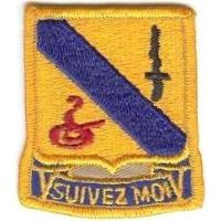 14th Cavalry Regiment Patch. US Army