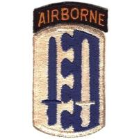 2 Infantry Brigade Patch. US Army