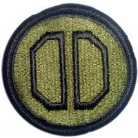 31st Chemical Brigade Patch. US Army