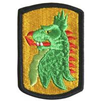 455 Chemical Brigade Patch. US Army