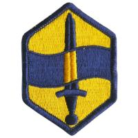 460 Chemical Brigade Patch. US Army