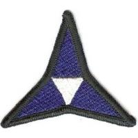3 Corps Patch. US Army