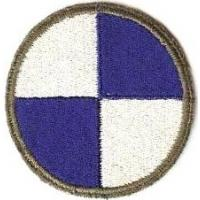 4 Corps Patch. US Army