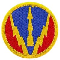 Air Defense Artillery Center and School Patch. US Army